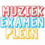 Muziek Examen Plein